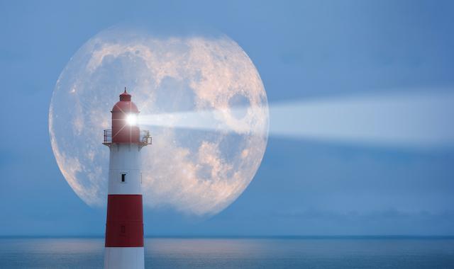 Leuchtturm, Kundenfokus, unternehmerische Vision